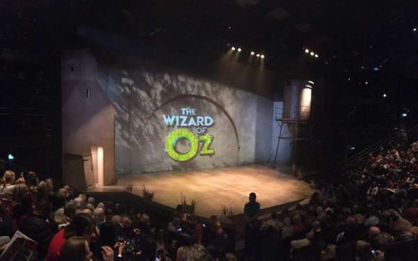 Leeds Playhouse , fila: G, lugar: 26