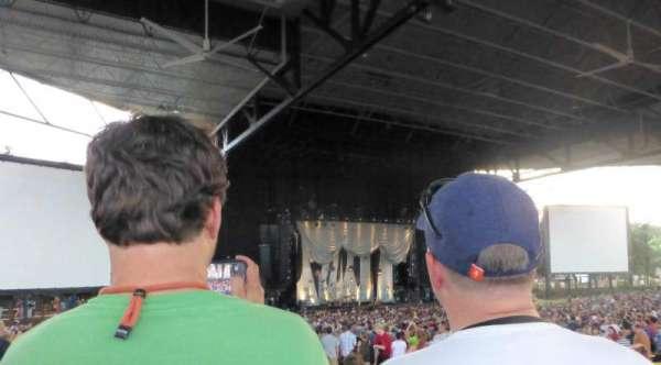 Jiffy Lube Live, secção: 204, fila: M, lugar: 43
