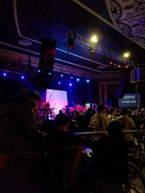 The Rapids Theater, secção: wheelchair, fila: n/a, lugar: n/a