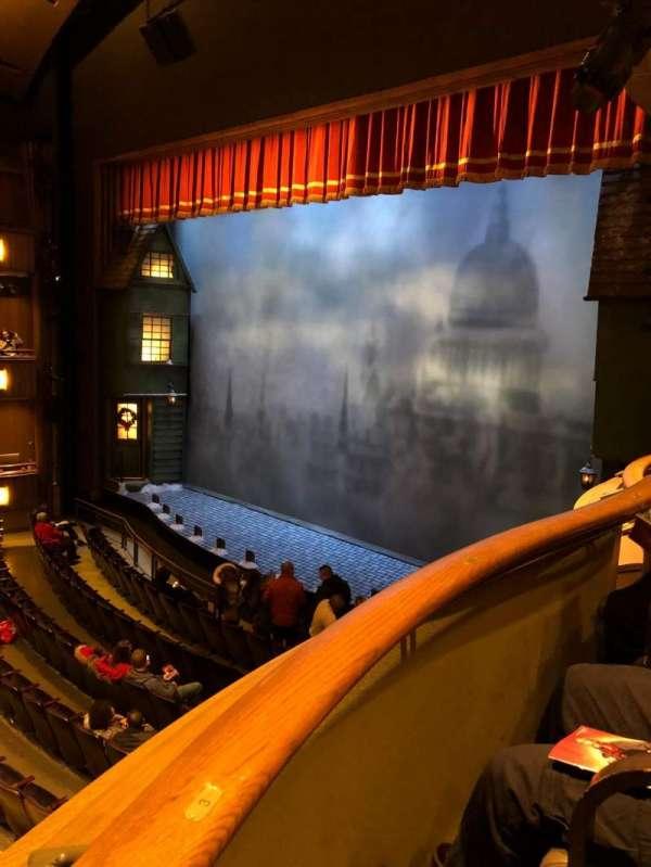 Goodman Theatre - Albert Theatre, secção: Box 9, lugar: 4