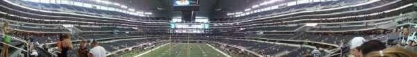 AT&T Stadium, secção: 248, fila: 3, lugar: 12