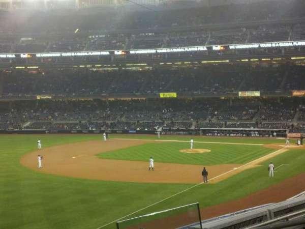 Yankee Stadium, secção: 230, fila: 5, lugar: 7
