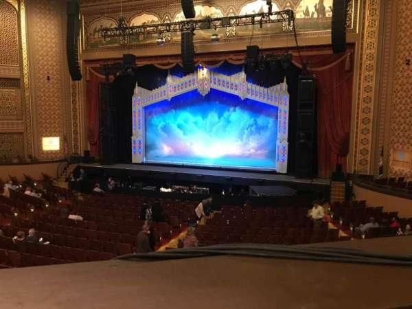 Altria Theater, secção: Grant Tier C, fila: A, lugar: 9