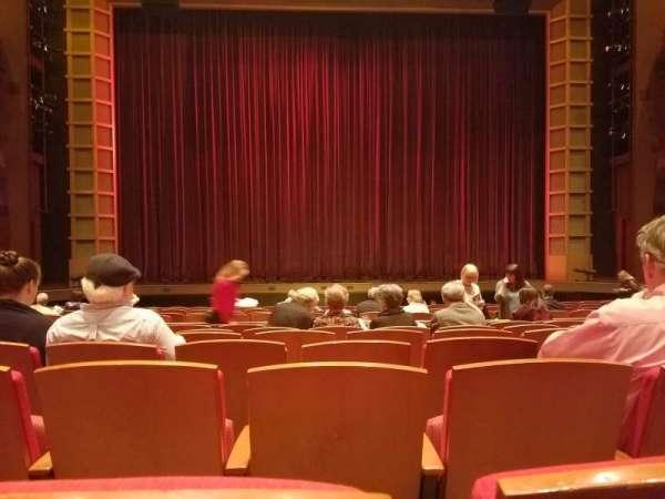 Cobb Energy Performing Arts Centre, secção: C-FTOR, fila: M, lugar: 111