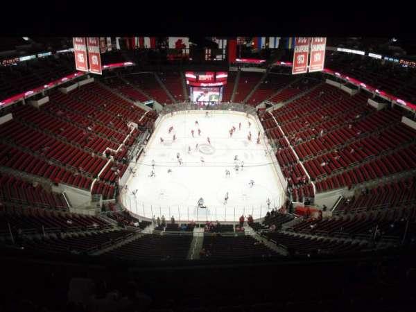 PNC Arena, secção: 333, fila: L, lugar: 13
