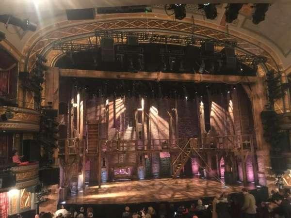 Richard Rodgers Theatre, secção: Orchestra L, fila: P, lugar: 3