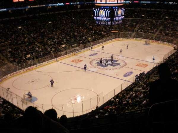 Scotiabank Arena, secção: 301, fila: 5, lugar: 7