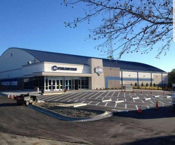 Greensboro Coliseum Fieldhouse