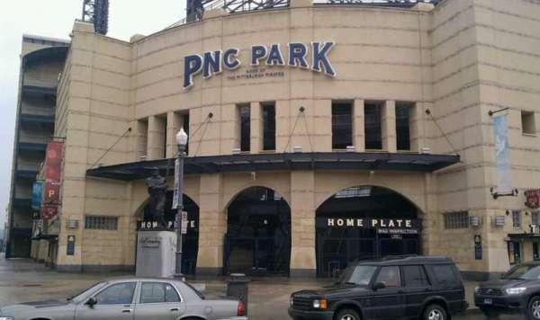 PNC Park, secção: Home Plate Gate