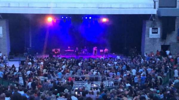 Cadence Bank Amphitheatre at Chastain Park, secção: Center, fila: T, lugar: 44