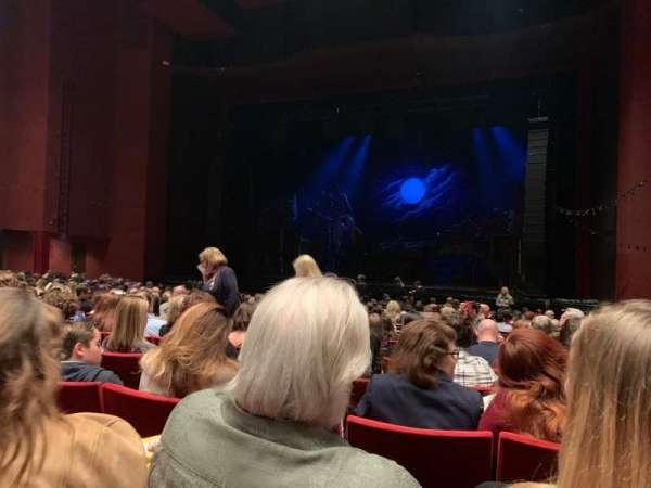 San Diego Civic Theatre, secção: Orchestra, fila: O, lugar: 28