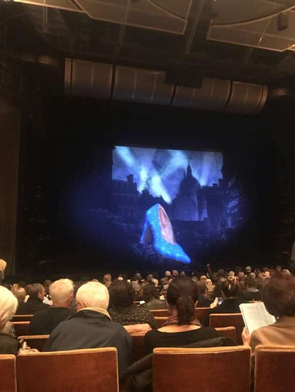Ahmanson Theatre, secção: Orchestra, fila: N , lugar: 41
