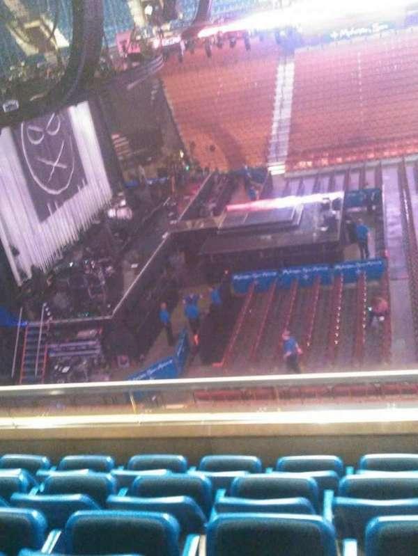 Mohegan Sun Arena, secção: 118, fila: E, lugar: 5