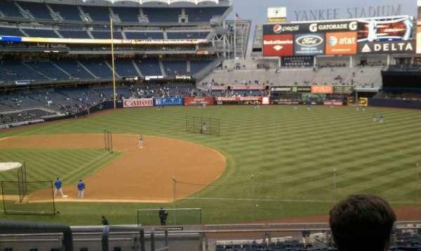 Yankee Stadium, secção: 214a, fila: 10, lugar: 14