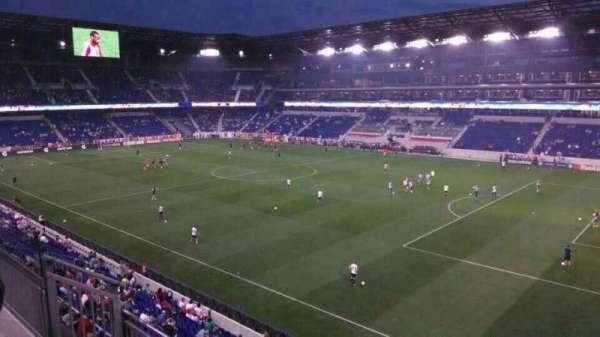 Red Bull Arena (New Jersey), secção: 223, fila: 4, lugar: 3