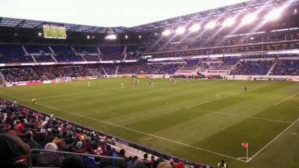 Red Bull Arena (New Jersey), secção: 122, fila: 16, lugar: 17