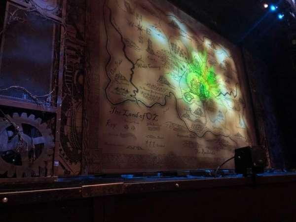 San Diego Civic Theatre, secção: Orch, fila: CC, lugar: 33