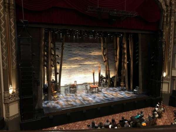 Golden Gate Theatre, secção: Loge, fila: A, lugar: 5