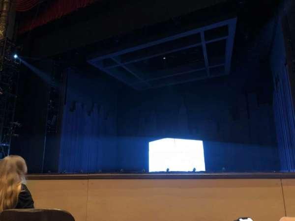Golden Gate Theater San Francisco, secção: Orch, fila: C, lugar: 2