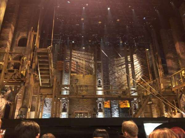 Orpheum Theatre (San Francisco), secção: Orchestra LC, fila: D, lugar: 105