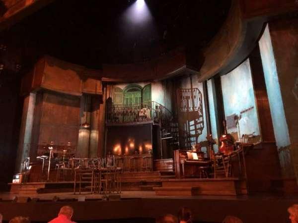 Walter Kerr Theatre, secção: Orchestra R, fila: G, lugar: 4