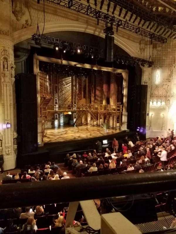 Orpheum Theatre (San Francisco), secção: Loge L, fila: A, lugar: 17