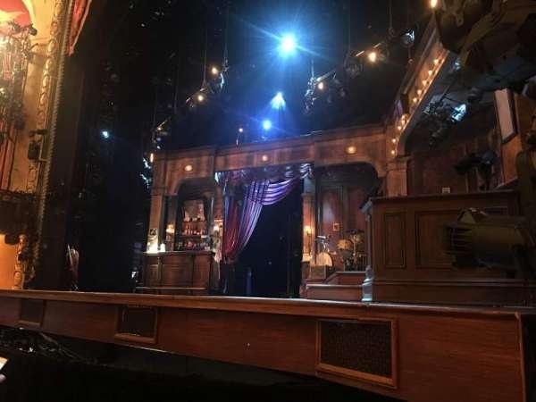 Bernard B. Jacobs Theatre, secção: Orchestra R, fila: B, lugar: 10