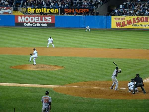 Old Yankee Stadium, secção: M6, fila: Box B, lugar: 11