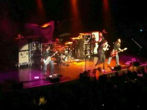 Hard Rock Live Orlando, secção: Balcony Table L C
