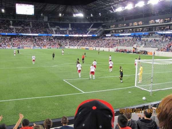 Red Bull Arena (New Jersey), secção: 119, fila: 6
