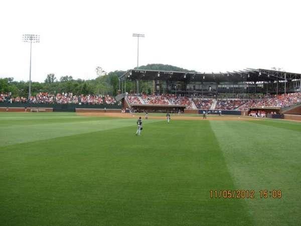 Davenport Field, secção: GA Left Field, fila: 1