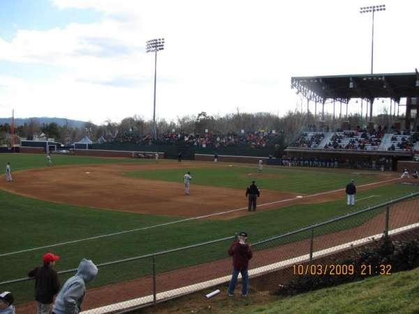 Davenport Field, secção: GA Hill