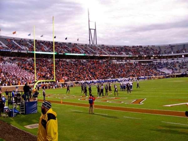 Scott Stadium, secção: Hillside, fila: N/A, lugar: N/A