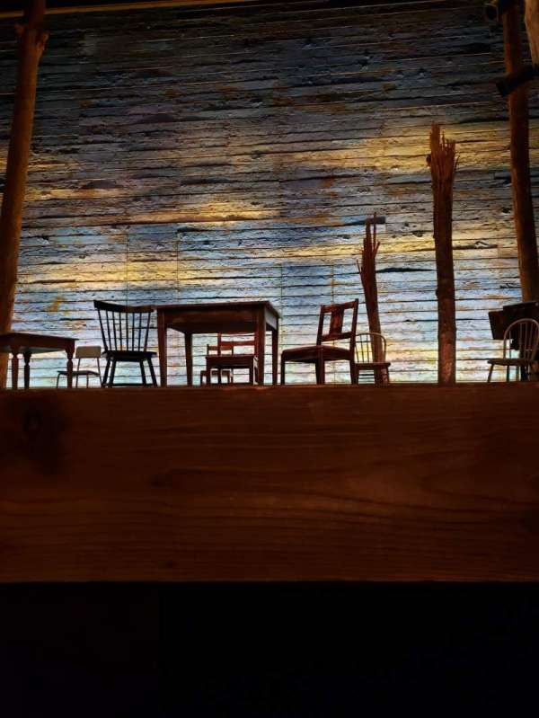 Gerald Schoenfeld Theatre, secção: Orchestra Center, fila: AA, lugar: 111