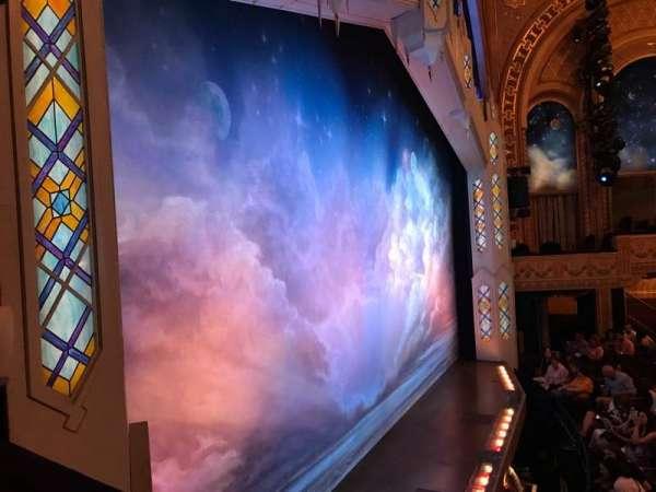 Eugene O'Neill Theatre, secção: Boxes Left, fila: A, lugar: 3