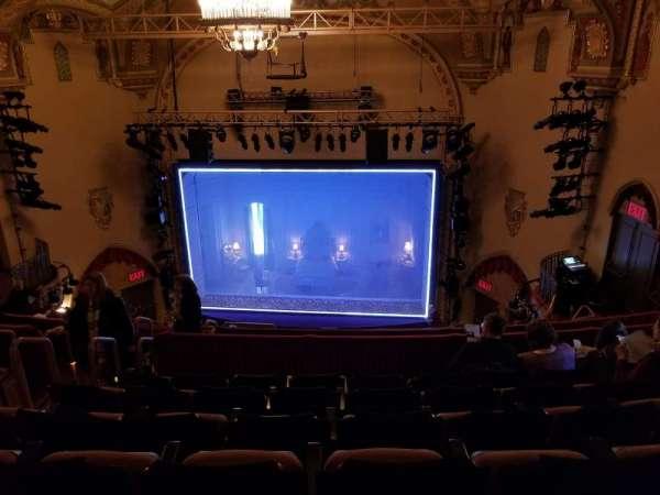 John Golden Theatre, secção: Rear Mezzanine, fila: F, lugar: 110