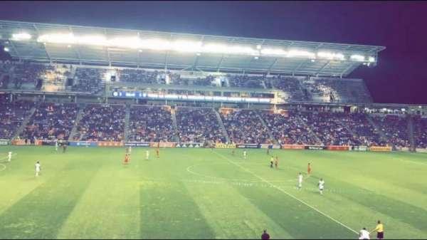 SeatGeek Stadium, secção: 128, fila: 20, lugar: 15