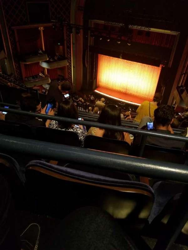 Sarofim Hall, secção: RIGHT GALLERY, fila: N, lugar: 9