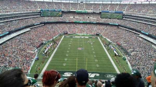 MetLife Stadium, secção: 326, fila: 16, lugar: 13