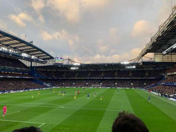 Stamford Bridge, secção: Shed End Lower 3, fila: 2 , lugar: 103