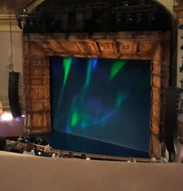 St. James Theatre, secção: Mezzanine R, fila: N, lugar: 34