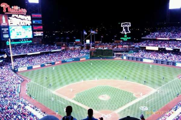 Citizens Bank Park, secção: 420