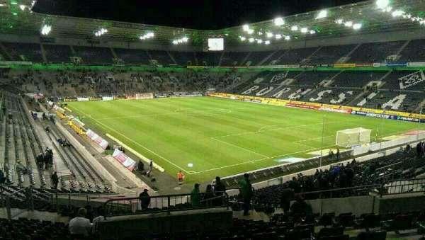 Borussia Park, secção: 2, fila: 32, lugar: 30
