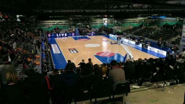 Enervie Arena, secção: E