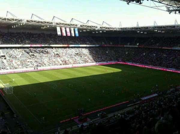 Borussia Park, secção: 19A, fila: 9, lugar: 26