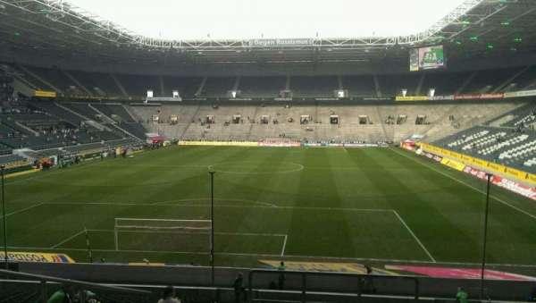 Borussia Park, secção: 4, fila: 26, lugar: 1