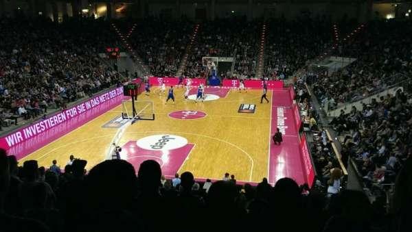 Telekom Dome, secção: I