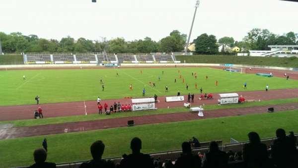 Sportpark Nord, secção: F
