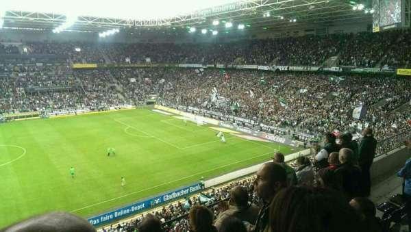 Borussia Park, secção: 10A, fila: 4, lugar: 15
