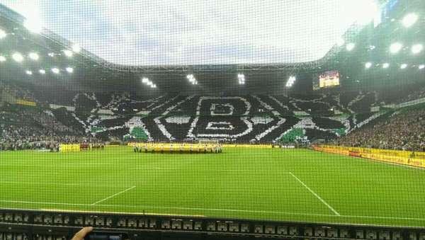Borussia Park, secção: 5, fila: 5, lugar: 31